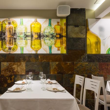 Salónes para reuniones y cenas