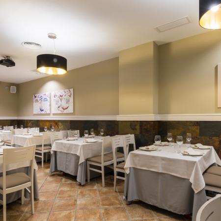 Restaurante Finisterrae de la Torre de Hercules