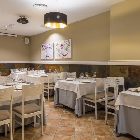 Nuevos salones para comidas, cenas, reuniones familiares