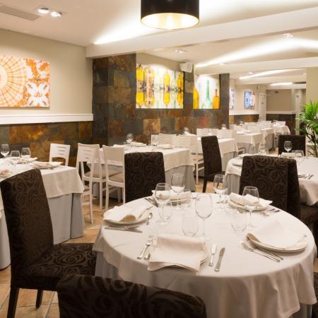 Restaurante Finisterrae, salones de gran capacidad