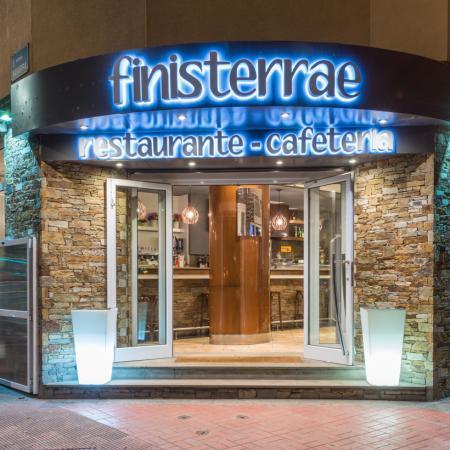 Restaurante Finisterrae de La Torre de Hércules